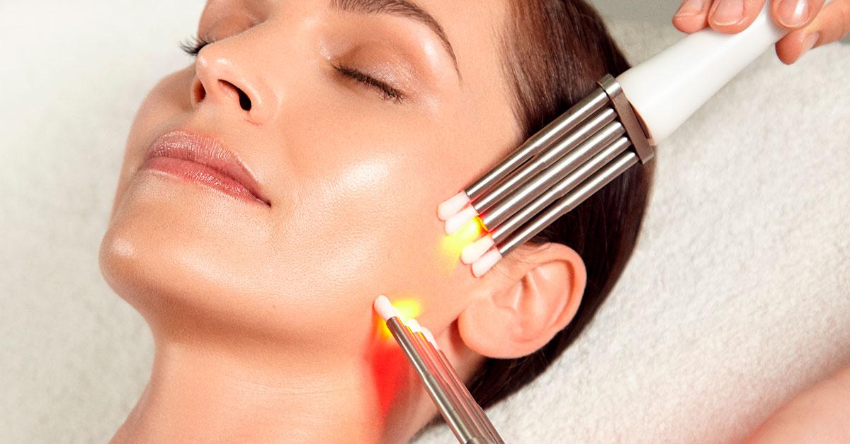 CACI Synergy facial treatments Wrexham Chester Mold | GLOW Beauty